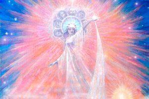 Доверие себе, Настройка через канал Богородицы и Матери Мира