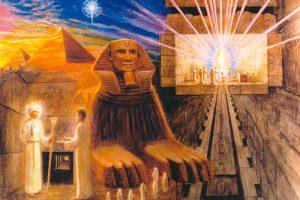 Настройка на вибрации Пламени Вознесения