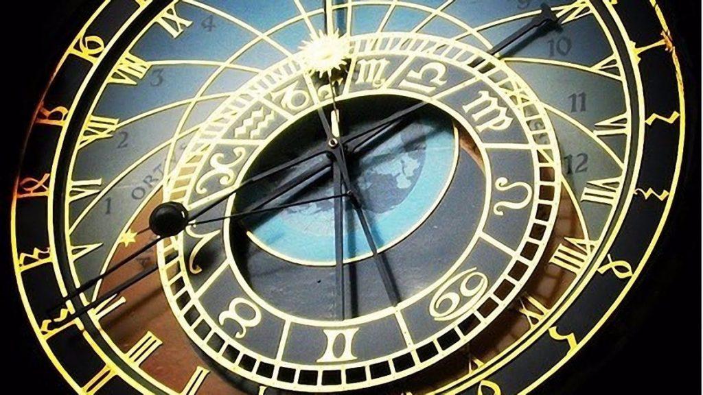 Время - система координат Вселенной