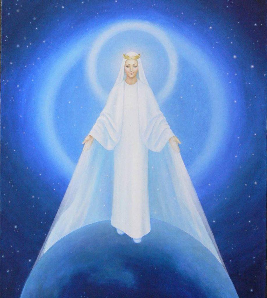Молитва к Матери Мира и Богородице о благополучии семьи и детей